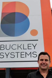 Aaron of Buckley Systems - Tour Guide